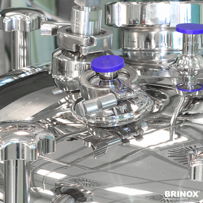 Cleaning and insulation, brinox