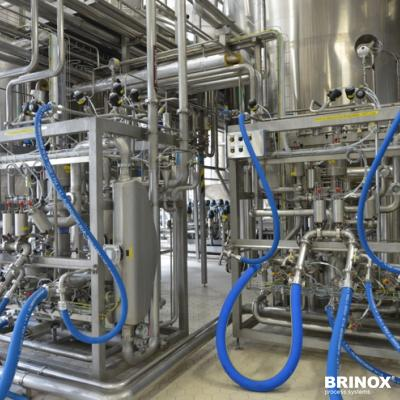 Units for dosing and admixing, Brinox